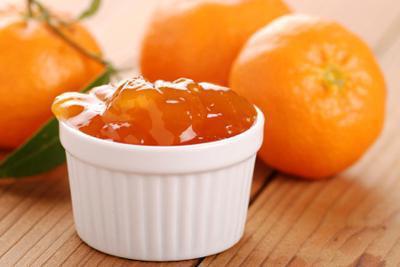 Рецепт желе из апельсинов