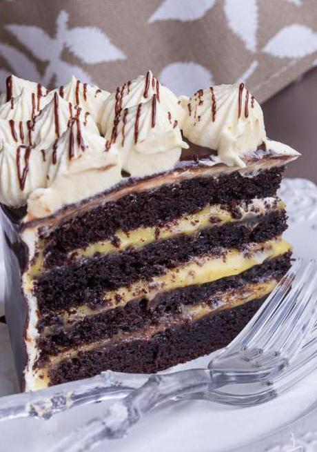 фото рецепты торт золушка