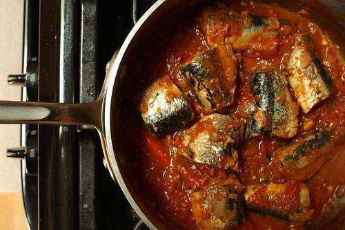 Автоклав рыбные консервы в томате в домашних условиях 947