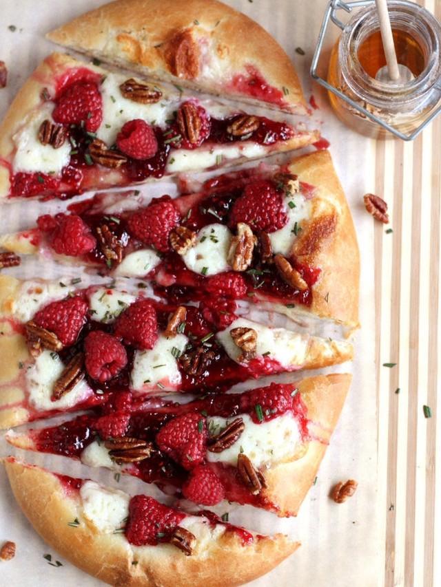 16 десертных пицц, которые заставят пересмотреть ваш взгляд на это классическое блюдо