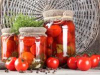 Как приготовить маринованные помидоры на зиму