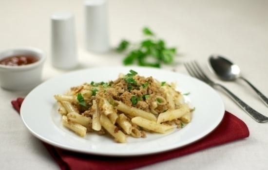 макароны по-флотски с фаршем рецепт