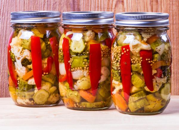 Лучший рецепт заготовки овощное ассорти