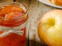 Рецепт варенья из сладких яблок дольками