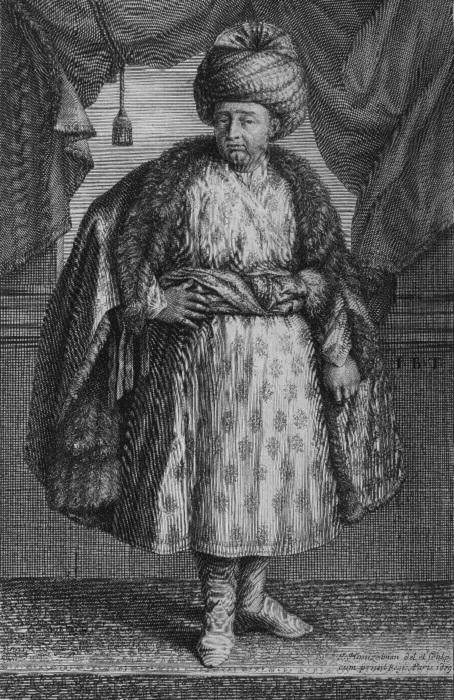 Жан-Батист Тавернье