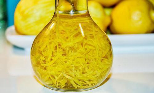 что можно сделать из лимонов рецепт