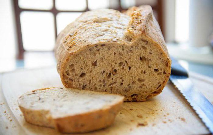 Отрубной хлеб в домашних условиях
