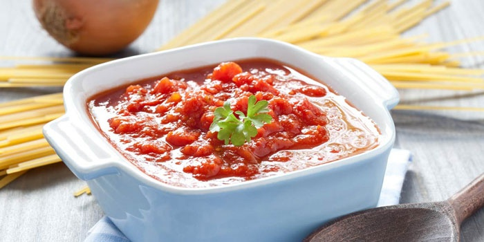 Рецепт 4 – Острый томатный соус на зиму