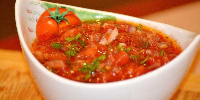 Рецепт Итальянский томатный соус для спагетти
