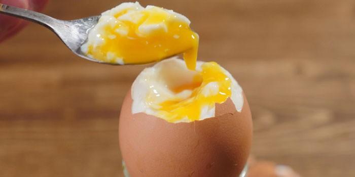 Яйцо в мешочек