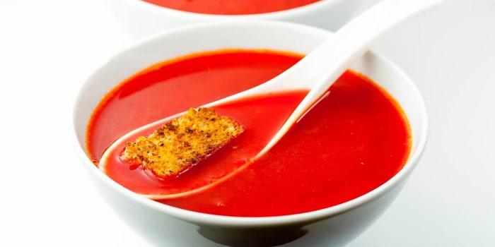 Рецепт Соус из томатной пасты