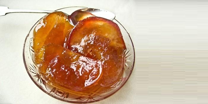 Яблочное варенье с дольками рецепт с пошагово в