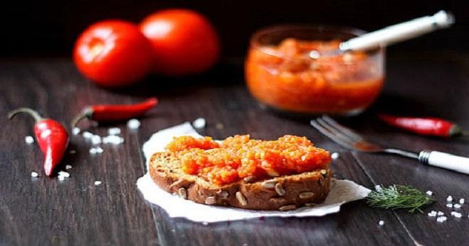 Аджика из кабачков - оригинальные рецепты вкусной и пикантной закуски
