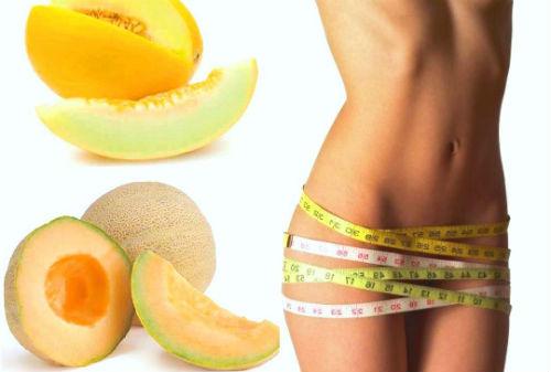 Польза дыни для похудения. Дынная диета