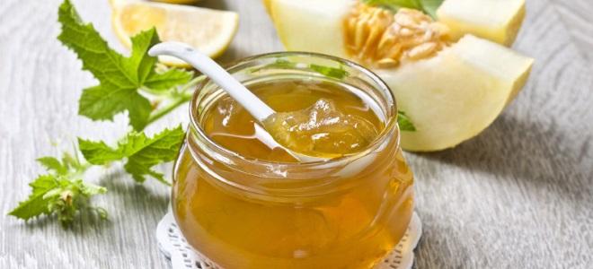 Варенье из дыни с апельсином рецепт