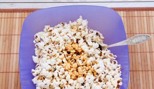 Как правильно сделать попкорн